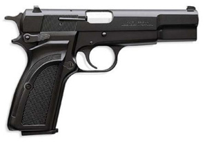 Fabrique Nationale (FN) Browning Hi-Power