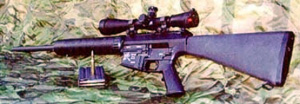 Knight's Armament SR-25